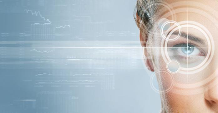 Das Auge - Makuladegeneration